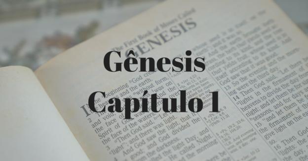 Gênesis Capítulo 1