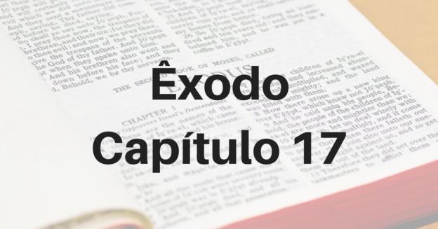 Êxodo Capítulo 17