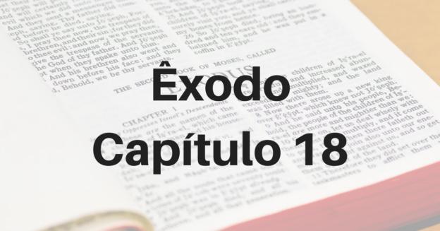 Êxodo Capítulo 18