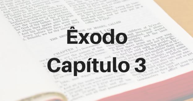Êxodo Capítulo 3