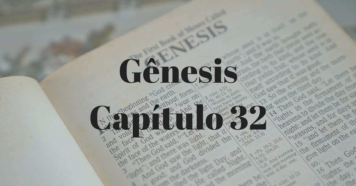 Gênesis Capítulo 32