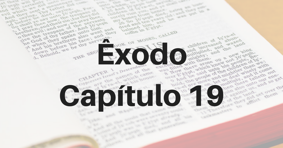 Êxodo Capítulo 19