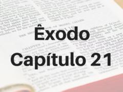 Êxodo Capítulo 21
