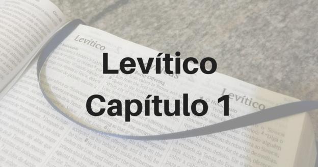 Levítico Capítulo 1