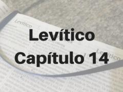 Levítico Capítulo 14