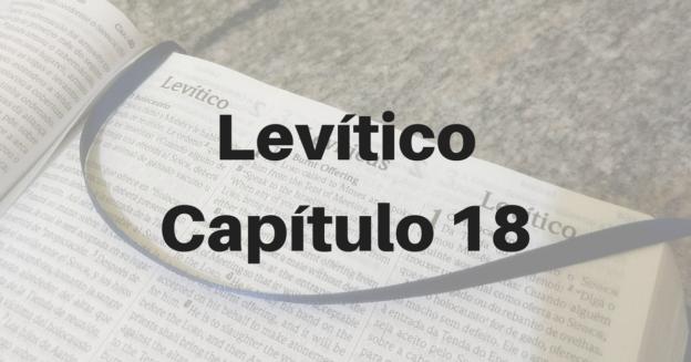 Levítico Capítulo 18