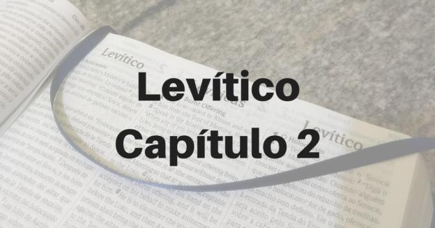 Levítico Capítulo 2