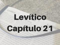 Levítico Capítulo 21