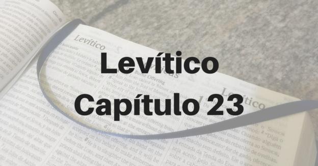 Levítico Capítulo 23