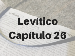 Levítico Capítulo 26