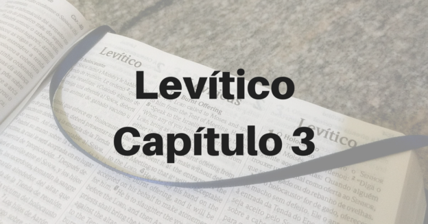 Levítico Capítulo 3