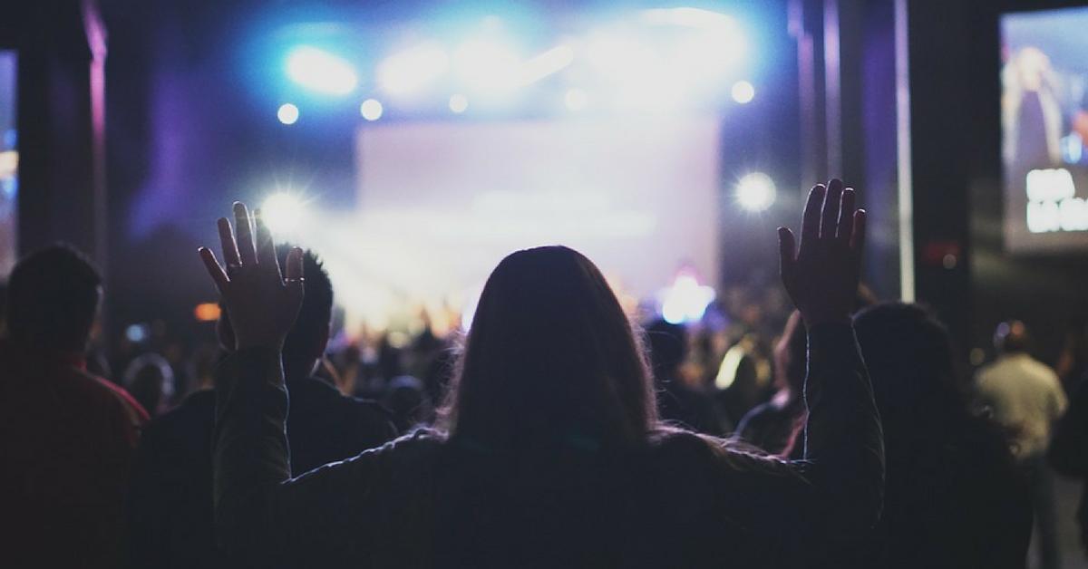 Louvores de adoração