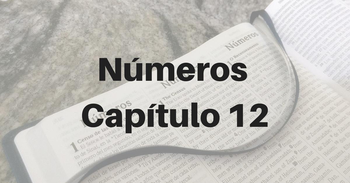 Números Capítulo 12