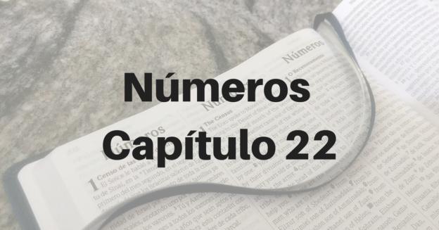 Números Capítulo 22