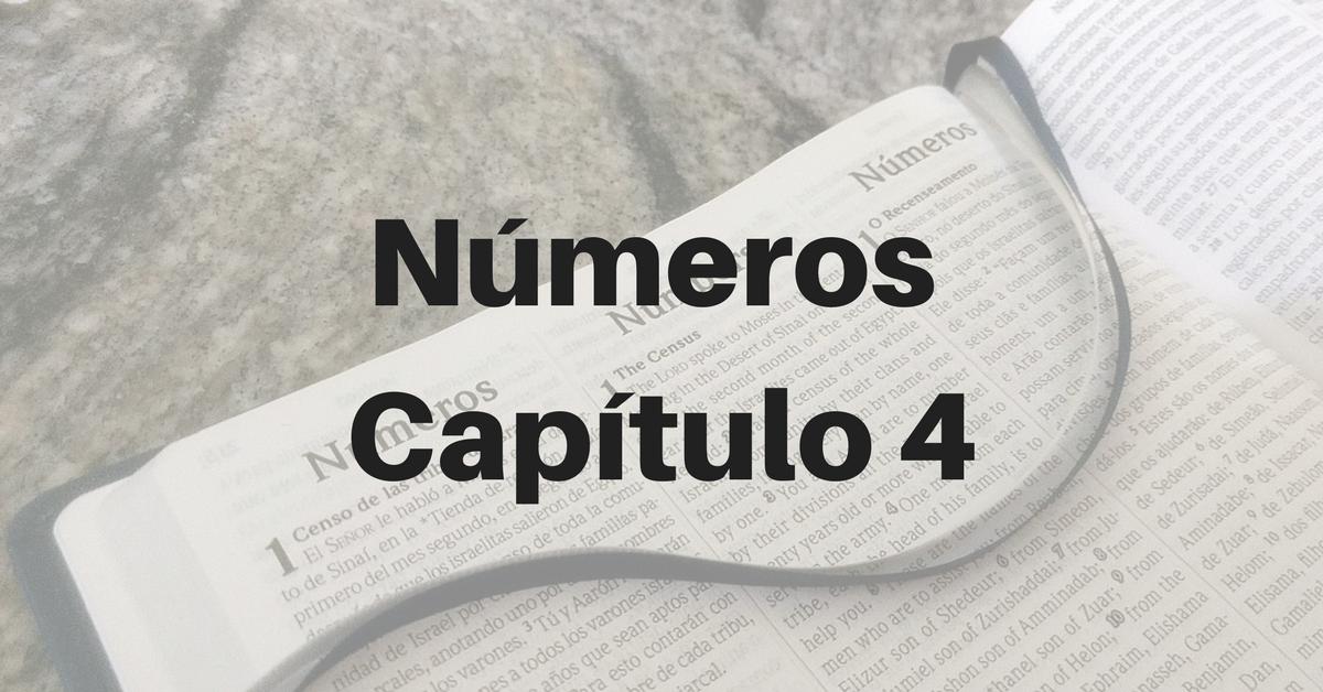 Números Capítulo 4