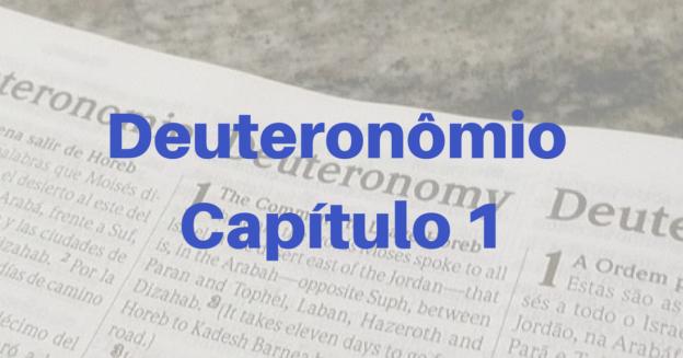 Deuteronômio Capítulo 1