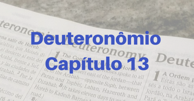 Deuteronômio Capítulo 13
