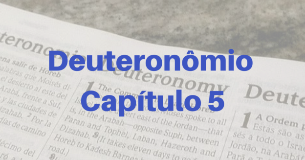 Deuteronômio Capítulo 5