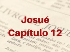 Josué Capítulo 12