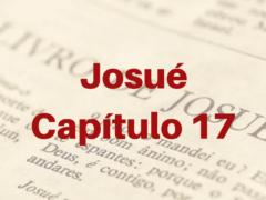 Josué Capítulo 17