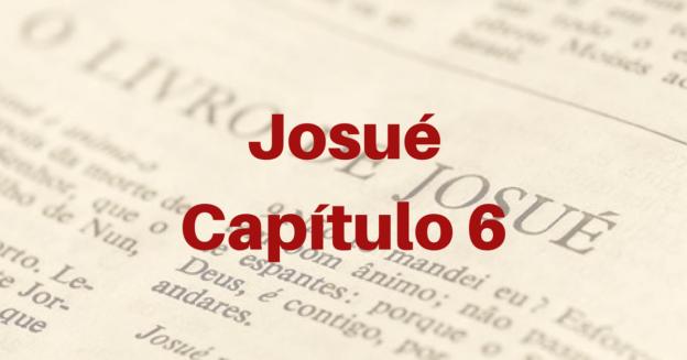 Josué Capítulo 6