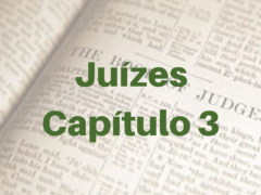 Juízes Capítulo 3