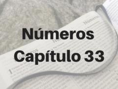Números Capítulo 33