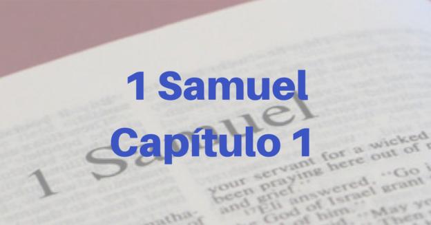 1 Samuel Capítulo 1