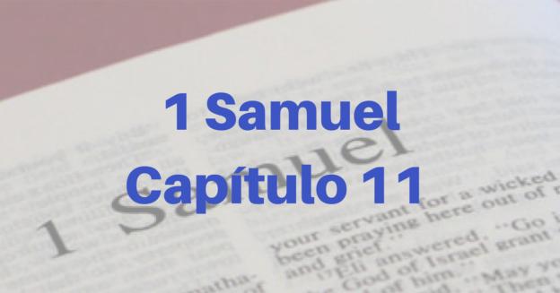 1 Samuel Capítulo 11