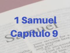 1 Samuel Capítulo 9