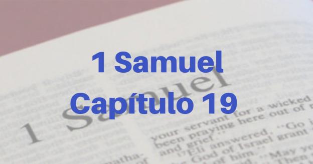 1 Samuel Capítulo 19