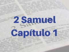 2 Samuel Capítulo 1