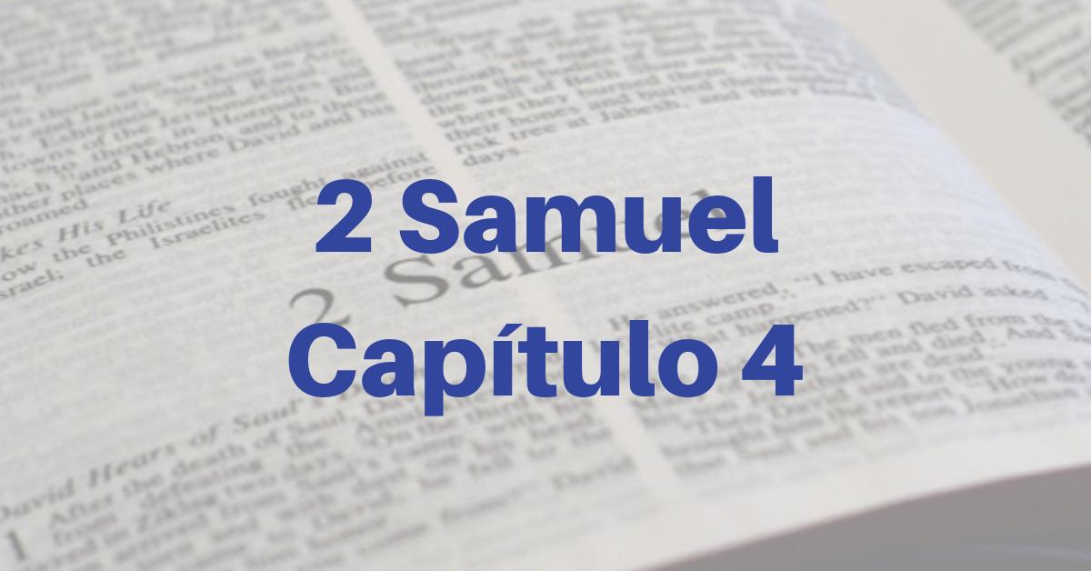 2 Samuel Capítulo 4