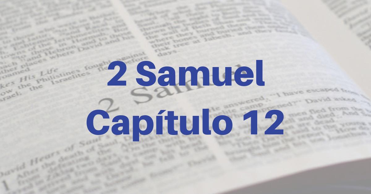 2 Samuel Capítulo 12