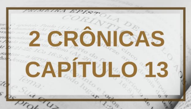 2 Crônicas Capítulo 13