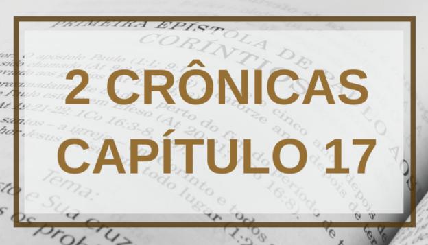 2 Crônicas Capítulo 17