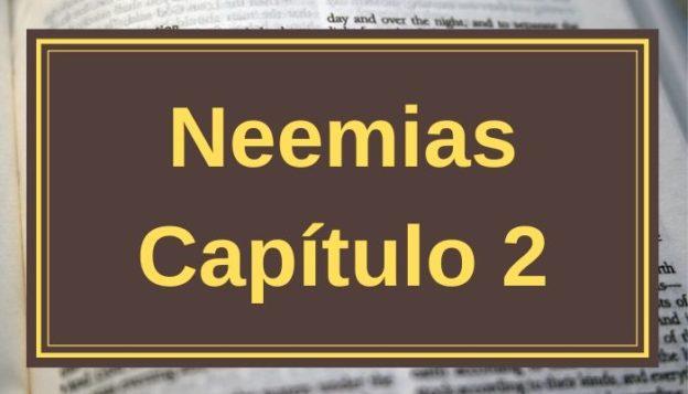 Neemias Capítulo 2