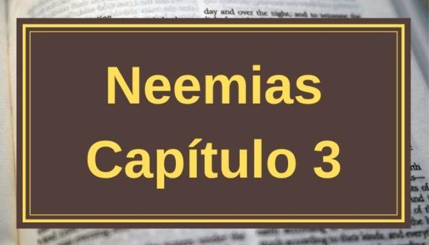 Neemias Capítulo 3