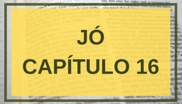 Jó Capítulo 16