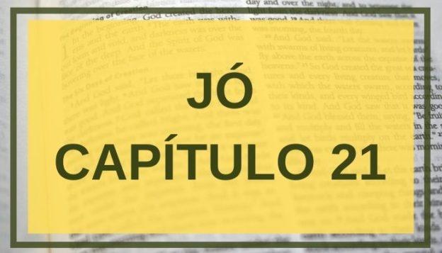 Jó Capítulo 21