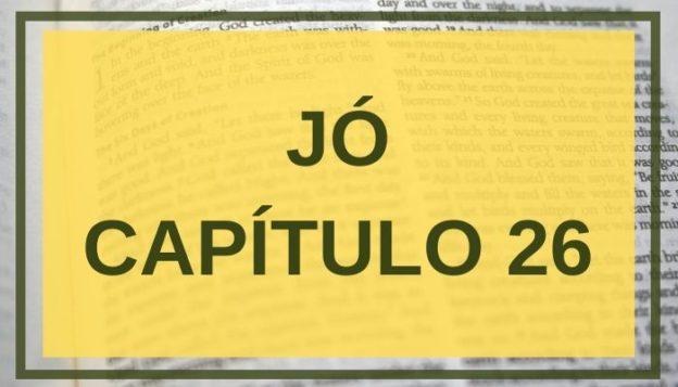 Jó Capítulo 26