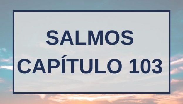 Salmos Capítulo 103