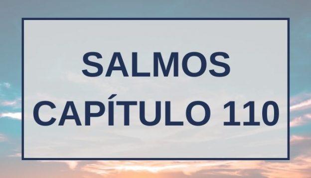 Salmos Capítulo 110