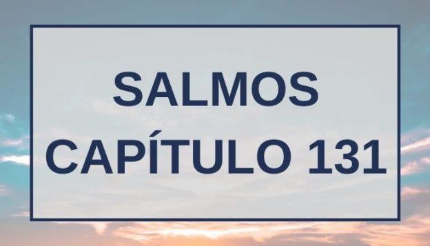 Salmos Capítulo 131