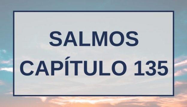 Salmos Capítulo 135