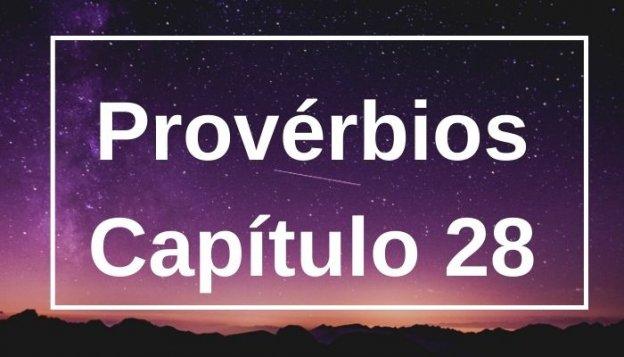 Provérbios Capítulo 28